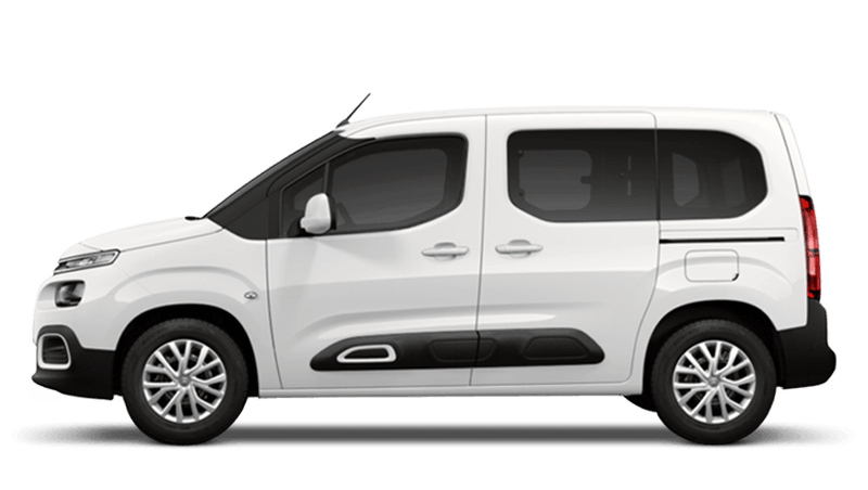 Polar White New Citroen Berlingo