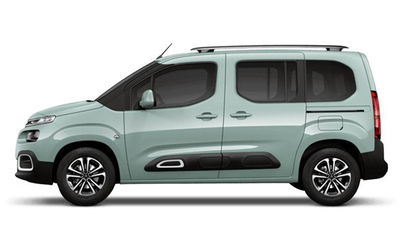 Aqua Green New Citroen Berlingo