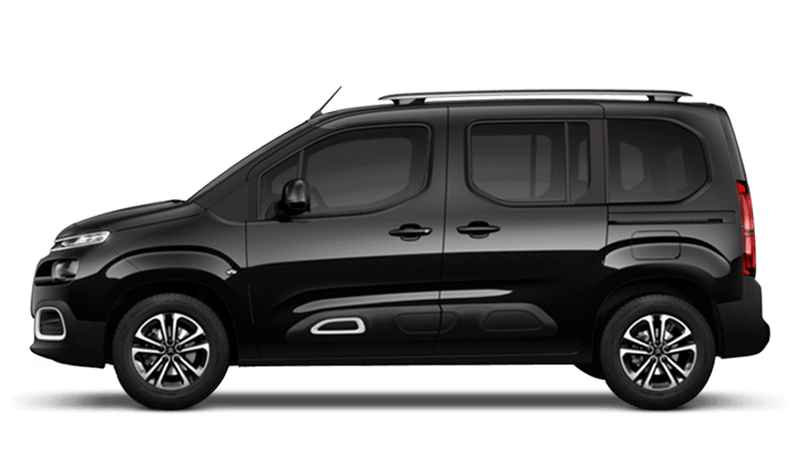 Onyx Black (Metallic) New Citroen Berlingo