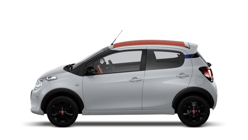 Citroen C1 Airscape Urban Ride