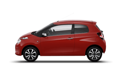New CITROËN C1 VTi 72 5 Door - Urban Ride
