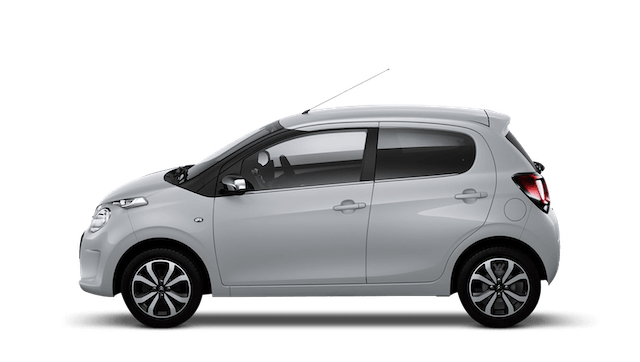 New Citroën C1 Shine VTi 72 Offer