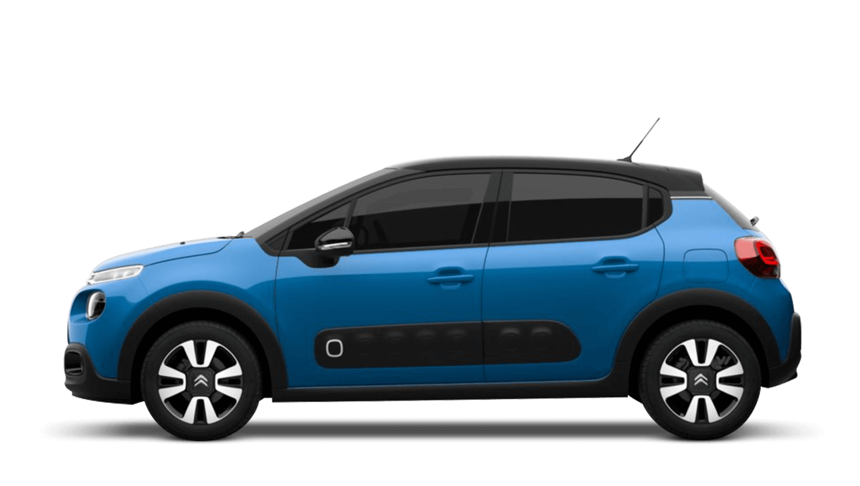 Cobalt Blue (Metallic) Citroën C3
