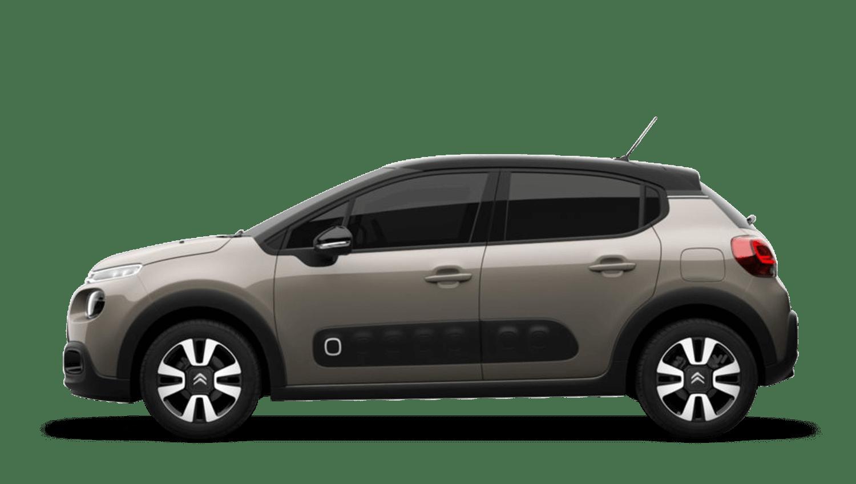 Soft Sand (Metallic) Citroën C3