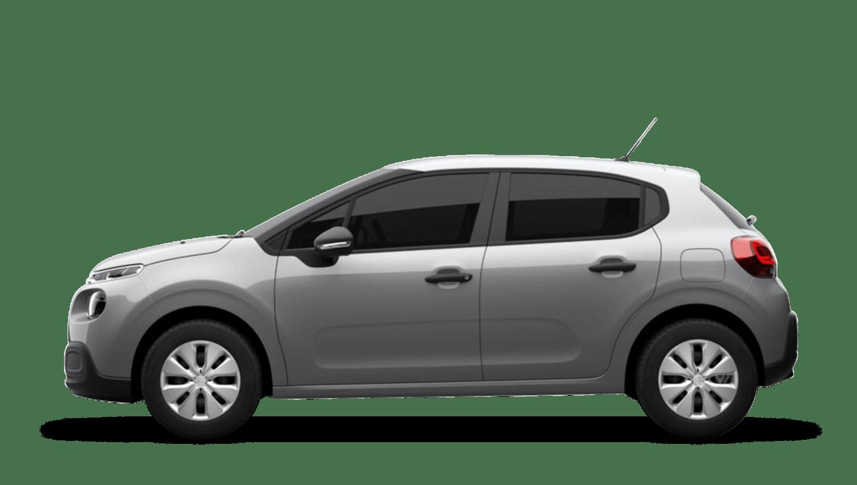 Cumulus Grey Citroën C3