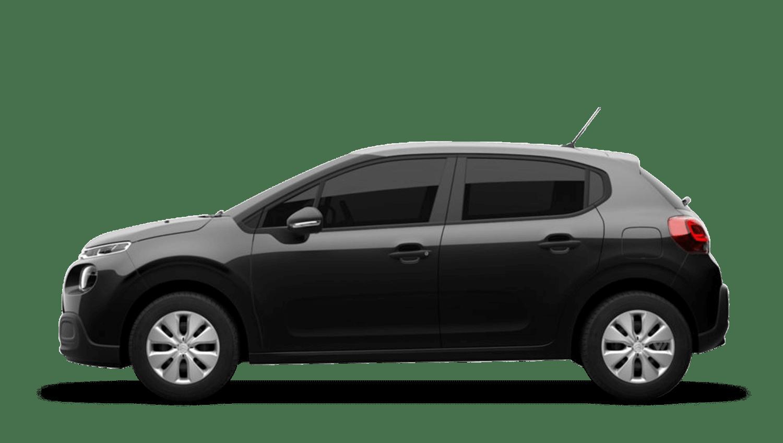 Perla Nera Black (Metallic) Citroën C3