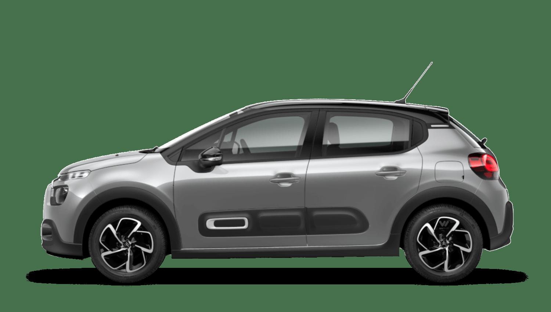 Cumulus Grey (Metallic) Citroën C3 New