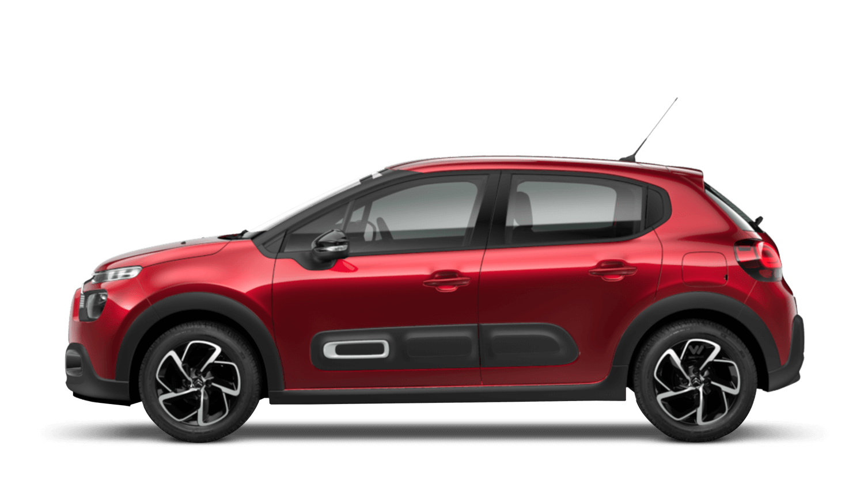 Elixr Red (Metallic) Citroën C3 New