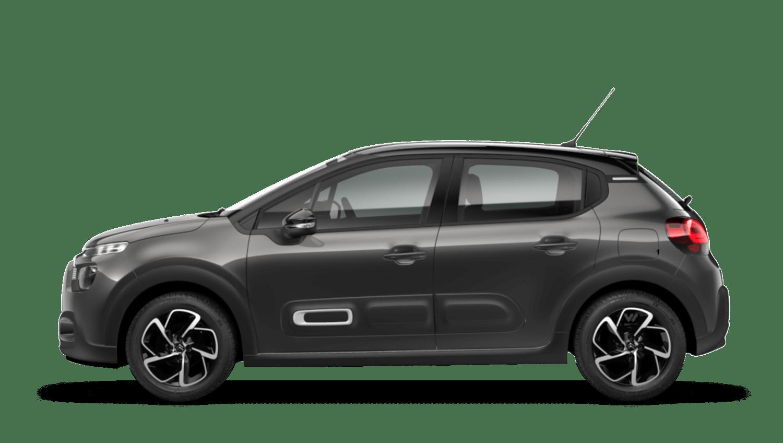 Platinum Grey (Metallic) Citroën C3 New