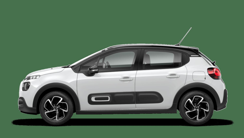 Polar White Citroën C3 New