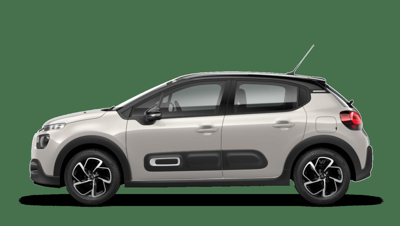 Soft Sand (Metallic) Citroën C3 New