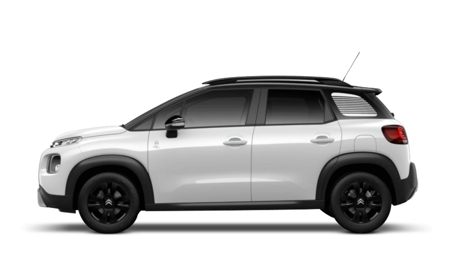 Natural White Citroën C3 Aircross Suv