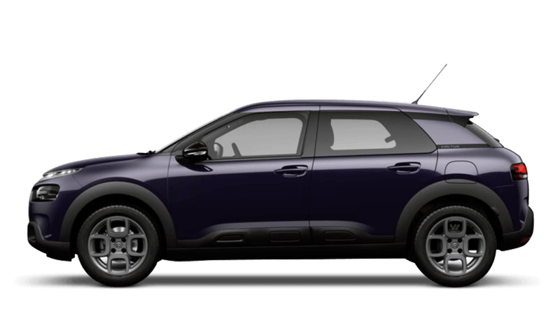 Citroen C4 Cactus Hatch Feel