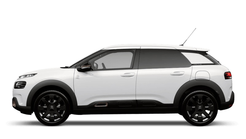Citroen C4 Cactus Hatch Origins