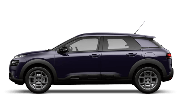New Citroen C4 Cactus Hatch Feel