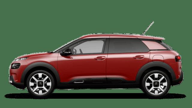 New Citroën C4 Cactus Hatch Flair Offer