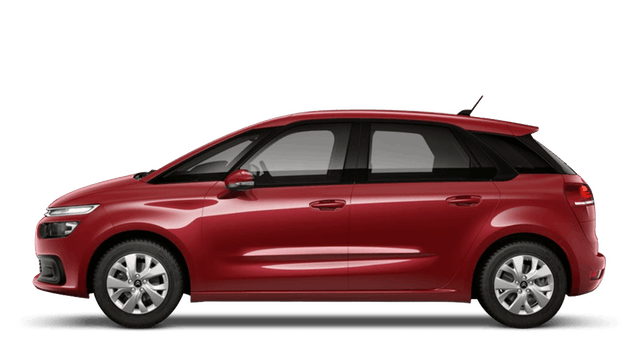 New Citroën C4 SpaceTourer Touch Edition Offer