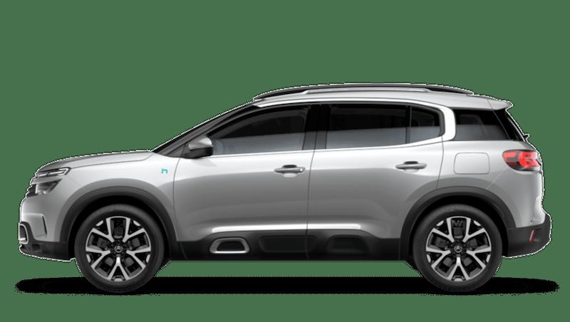 Cumulus Grey (Metallic) Citroen C5 Aircross SUV Hybrid