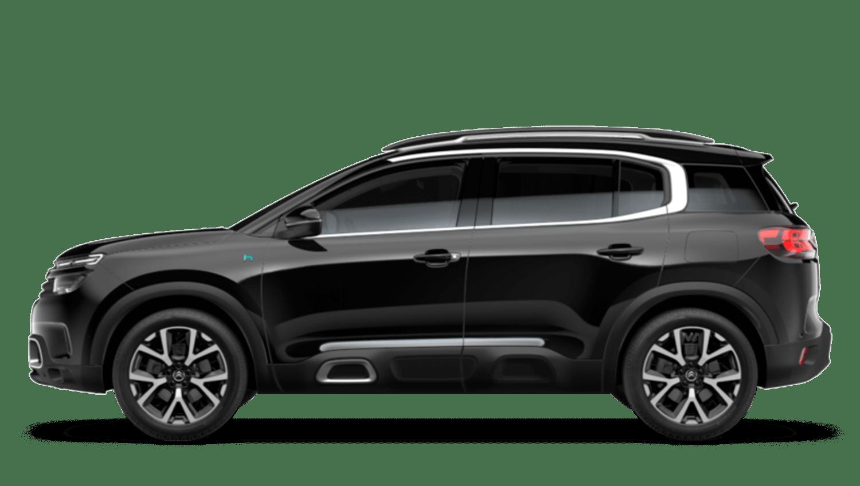 Perla Nera Black (Metallic) Citroën C5 Aircross Suv Hybrid