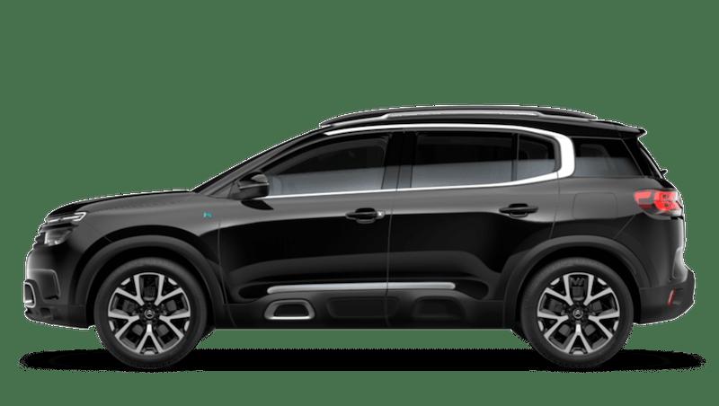 Perla Nera Black (Metallic) Citroen C5 Aircross SUV Hybrid