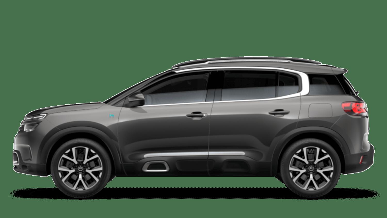 Platinum Grey (Metallic) Citroën C5 Aircross Suv Hybrid