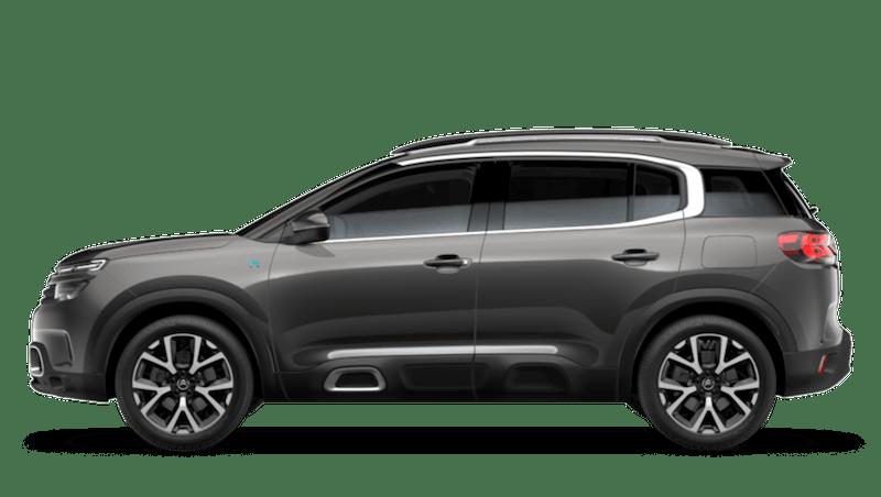 Platinum Grey (Metallic) Citroen C5 Aircross SUV Hybrid