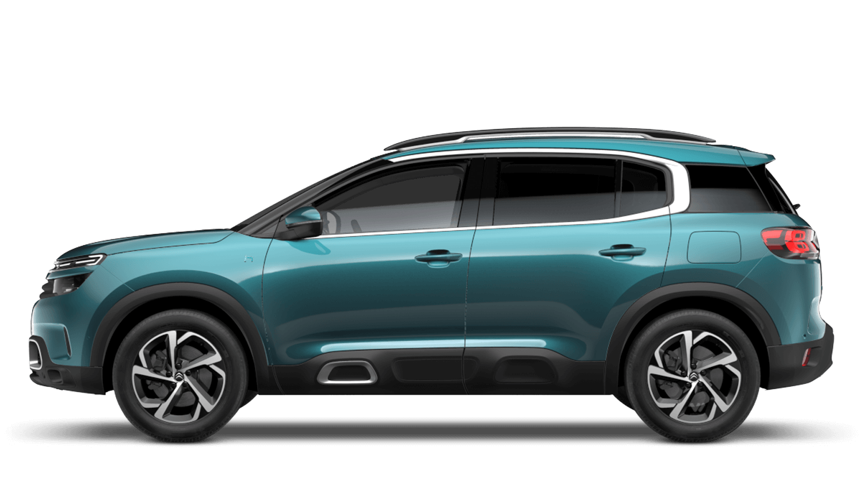 New C5 Aircross SUV Hybrid Shine Offer