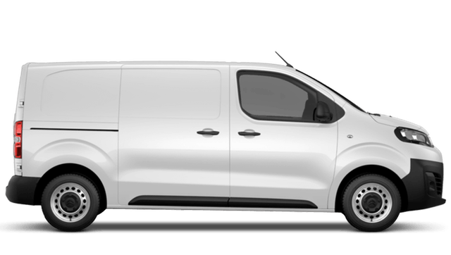 New Citroën Dispatch 120 Driver Offer