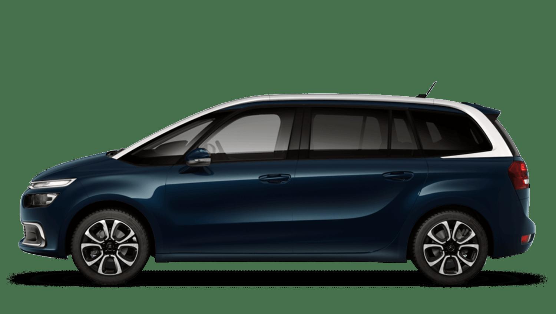 Alchemy Blue Citroën Grand C4 Spacetourer