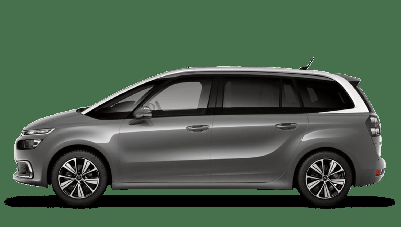 Platinum Grey Citroen Grand C4 Spacetourer