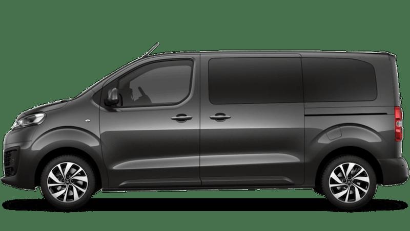 Platinum Grey Citroën SpaceTourer
