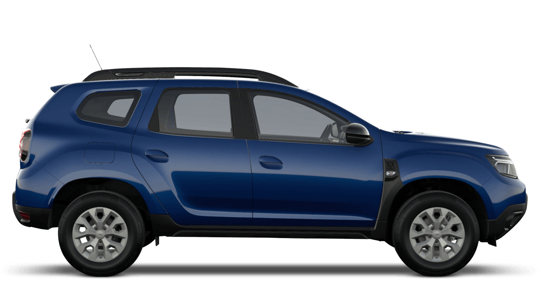 Iron Blue New Dacia Duster