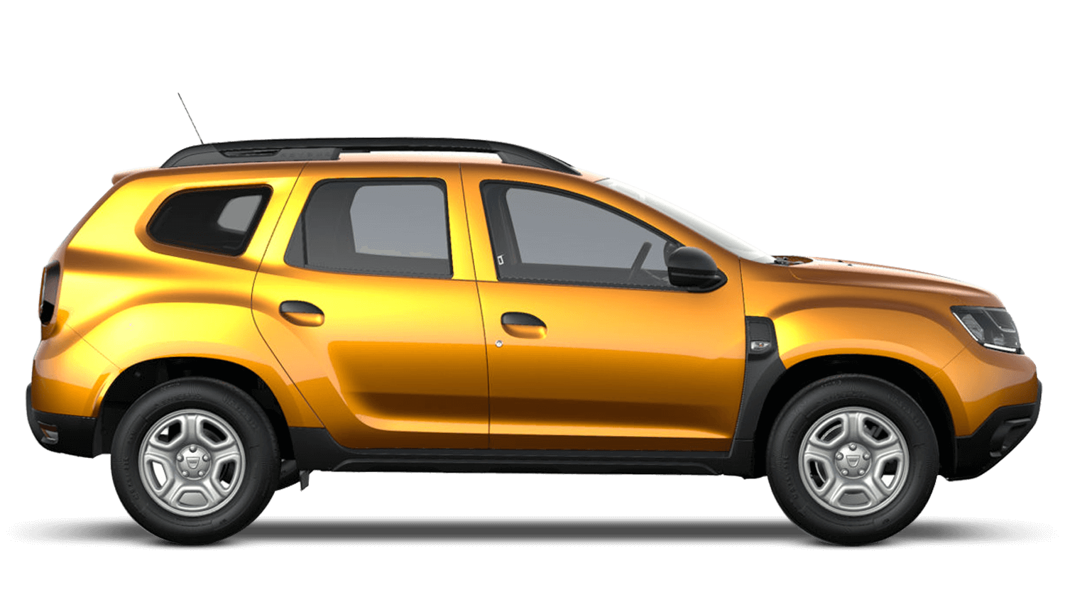 Desert Orange New Dacia Duster