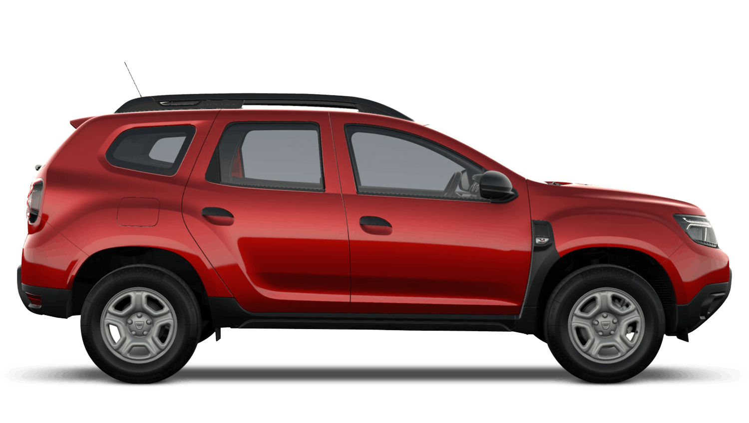 Fusion Red New Dacia Duster