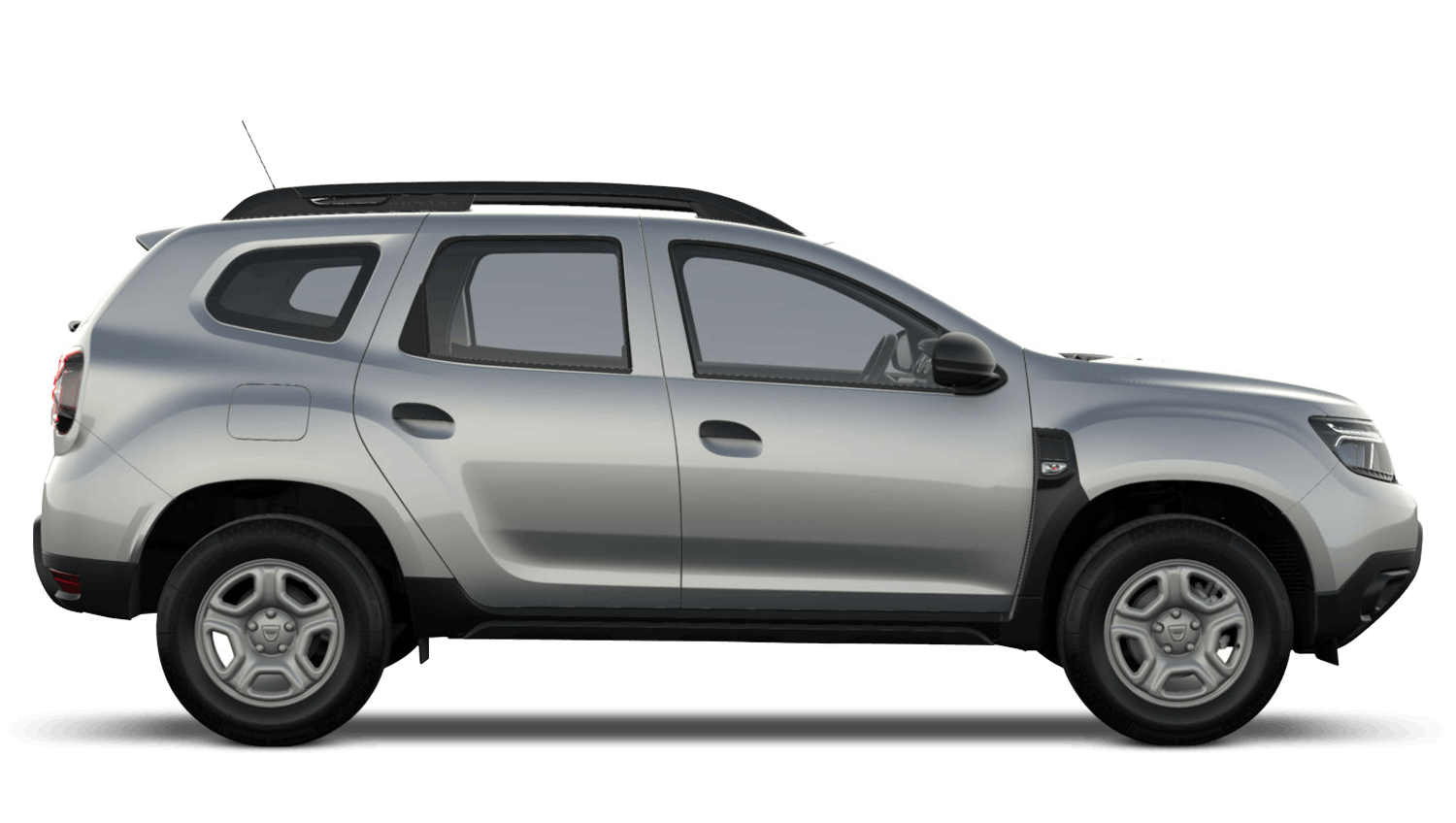 Highland Grey New Dacia Duster