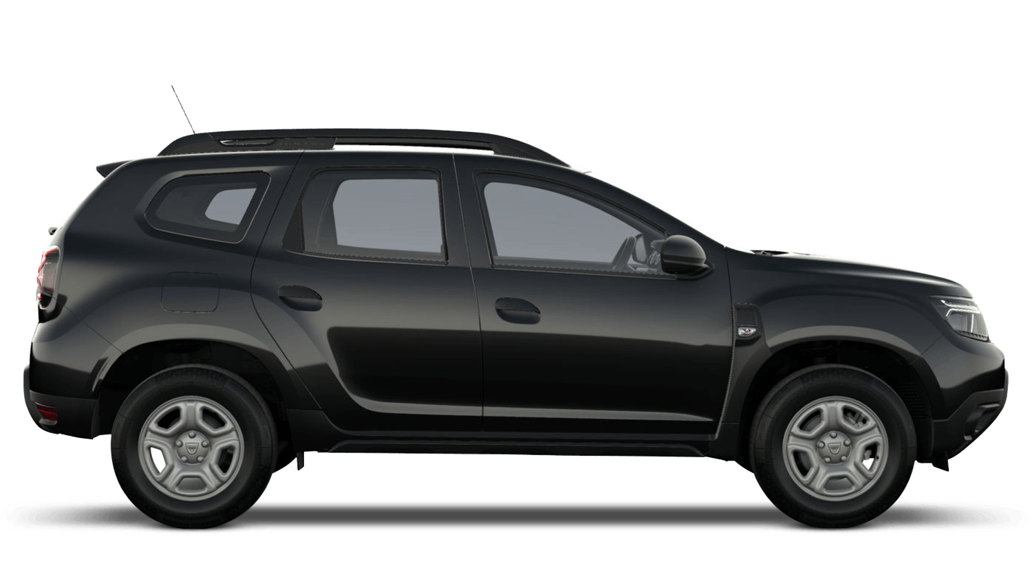 Pearl Black New Dacia Duster