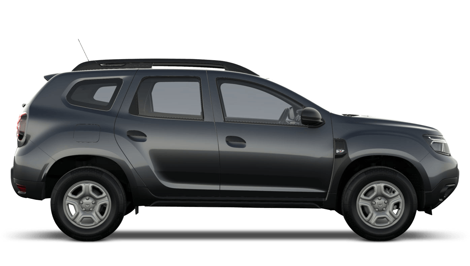 Slate Grey New Dacia Duster