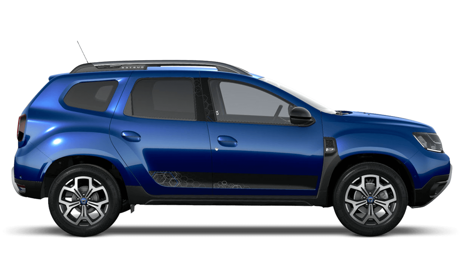 Iron Blue New Dacia Duster