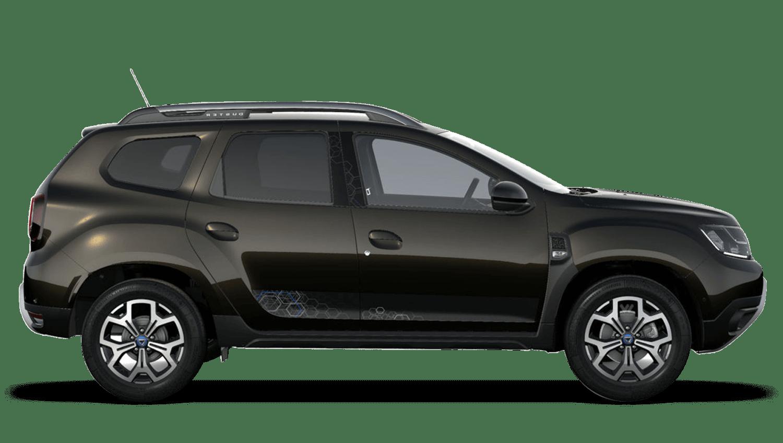 Pearl Black New Dacia Duster