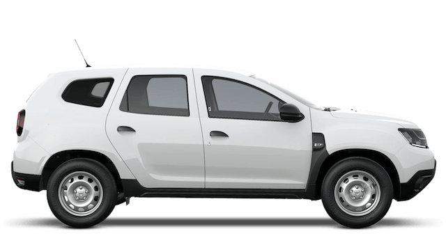 New Dacia Duster TCe Access 5dr