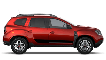 Dacia Duster New Techroad