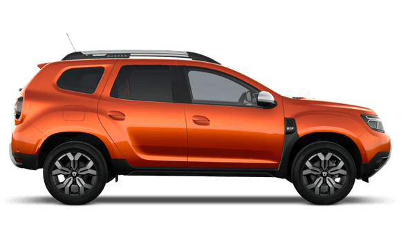 Dacia New Duster
