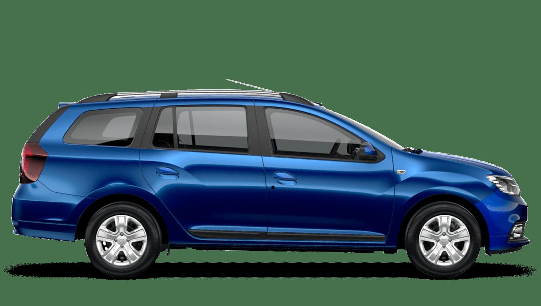 Iron Blue Dacia Logan MCV