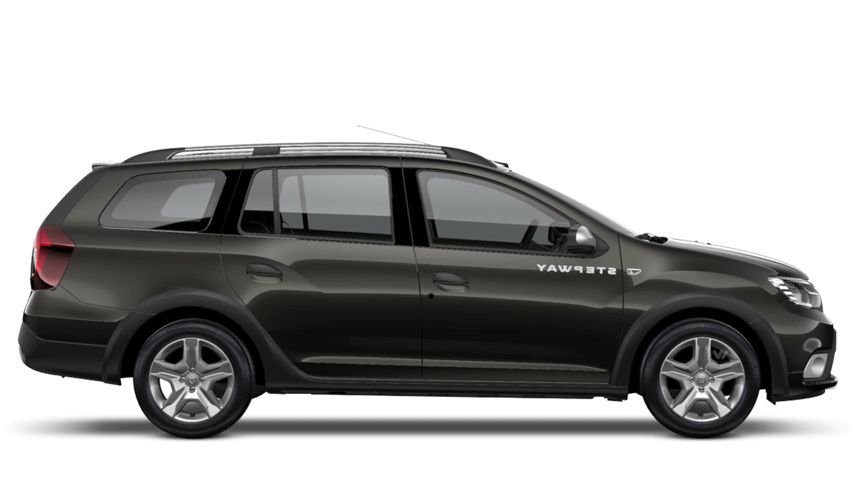 Pearl Black Dacia Logan MCV Stepway