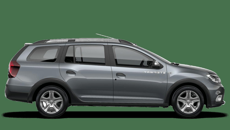 Slate Grey Dacia Logan MCV Stepway