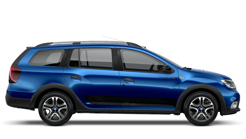Iron Blue Dacia Logan MCV Stepway