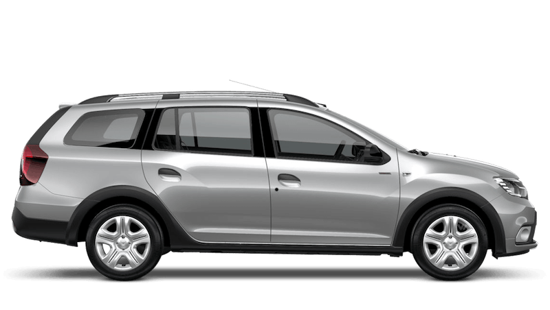 Highland Grey Dacia Logan Mcv Stepway