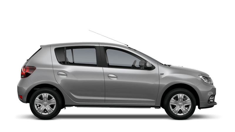 Highland Grey Dacia Sandero