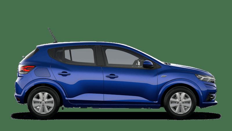 Iron Blue All-New Dacia Sandero