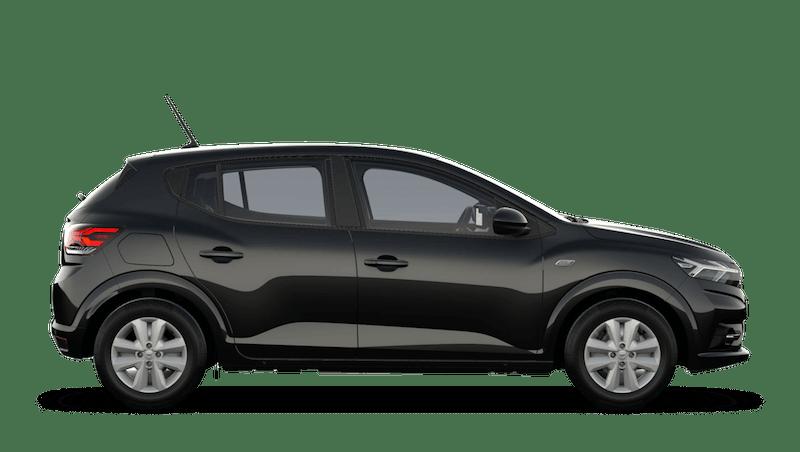 Pearl Black All-New Dacia Sandero
